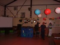 Disco for hire (Mid Suffolk). Glam 'n Cheese 60's, 70's & 80's. Children's parties.