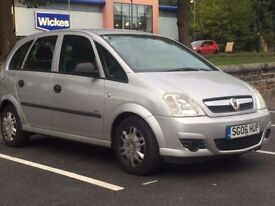 VAUXHALL MERIVA 2006 (06 REG)*AUTOMATIC**£799***LONG MOT*SILVER*5 DOORS*PX WELCOME*DELIVERY