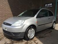 2003 FORD FIESTA FINESSE 1.2 *55K LOW MILEAGE, FULL SERVICE HISTORY, LONG MOT*