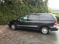 2000 MINT Ford windstar sel, fully loaded
