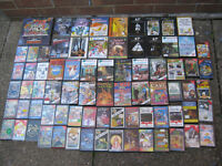 job lot c64 adventure games 77 in total some rare