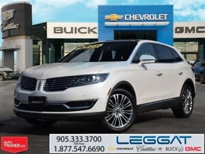 2017 Lincoln MKX RESERVE/NAV/SUNROOF