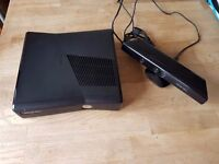 X box 360, connect, games and various items for sale