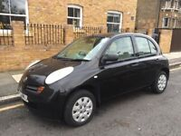 Nissan MICRA 2003 auto Automatic 5 DOORS 3 owner Full Service Excelent Runner.