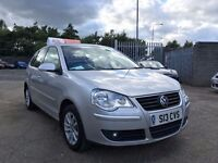 2007 Volkswagen Polo 1.2 S 5dr3 Month Warranty / HPI CLEAR / With Private Plate