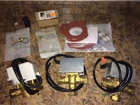Plumbing equipment brand new