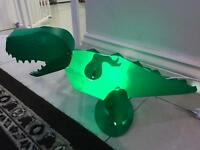 dinosaur lampshade for kids