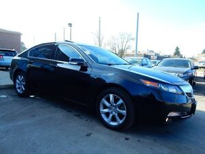 2012 Acura TL PREMIUM | LEATHER.ROOF | ONE OWNER | LEASE RETURN Kitchener / Waterloo Kitchener Area image 8