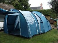 Coleman Darwin 5 Tent