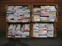 147 Paperback Novels