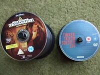 DVD films for sale