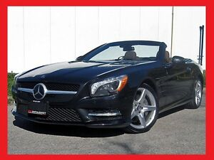 2013 Mercedes-Benz SL-Class SL550 AMG PKG+DISTRONIC+LOADED