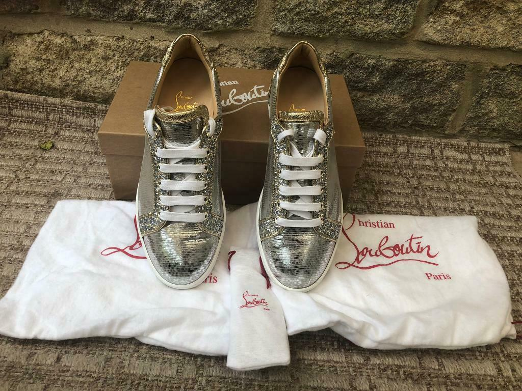 size 40 b374d 80f13 Christian Louboutin Womens Seava Sneakers / Trainers | in Matlock,  Derbyshire | Gumtree