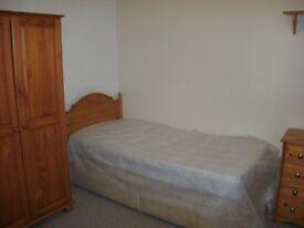 £70 inc bills double furnished room drewry lane 5 mins town/on uni+hospital bus