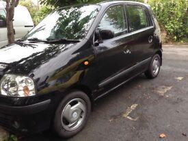 Hyundai amica cdx BLACK