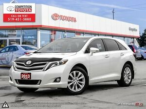 2013 Toyota Venza Base No Accidents, Toyota Serviced