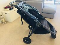 Baby Jogger City Mini GT Pushchair with Rain cover