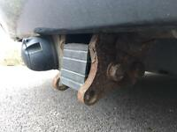 Wanted - detachable hook for tow bar