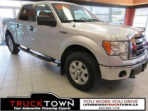 2010 Ford F-150 XLT, LOCAL TRADE