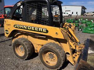 2000 John Deere 240 Skid Steer London Ontario image 2
