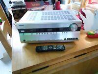 Onkyo TX SR605 AV Receiver [7.1, HDMI, Zone 2, DTS-HD Dolby]