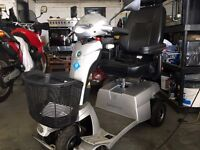 Mobility scooter Quingo Vitess with new batteries and 12 months warranty