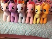 My little pony build a bear collection!
