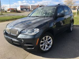 2013 BMW X5 xDrive35d  Navi, Back Up Cam, Pana Roof