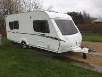 Abbey 5 Berth GTS 517 Touring Caravan