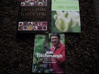 Brand new gardening books bundle RRP: £69.99