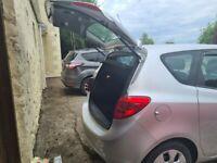 Vauxhall, MERIVA, MPV, 2011, Manual, 1248 (cc), 5 doors