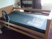 Cassa Hospital Bed