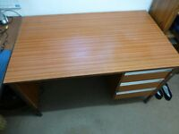 3 Drawer Office Desk