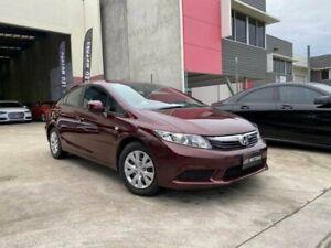 2014 Honda Civic VTi Sedan Auto Acacia Ridge Brisbane South West Preview