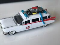Ghost buster ecto 1 metal car