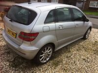 Mercedes B 170 s e manual , petrol, excellent drive with good economy