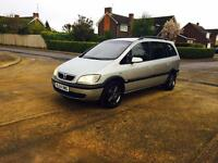ZAFIRA 2005-1.6 EXCELLENT CONDITION-1 OWNER-2 KEYS -NEW ECU-FULL SERVICE VRY CLEAN STRT DRIVE PERFCT