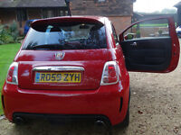Fiat 500 Abarth 1.4-16V TURBO T-JET