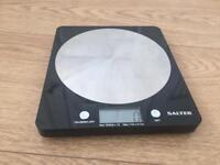 Salter digital kitchen scale