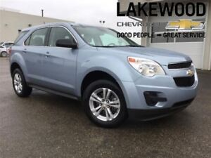 2014 Chevrolet Equinox LS AWD (ECO mode, Powered Options)