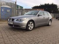 2006│BMW 5 Series 3.0 530d SE Touring 5dr│1 Former Keeper│Full Service History│Panoramic Roof│2 Keys
