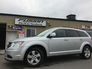2011 Dodge Journey 1 OWNER OFF LEASE-ALLOY WHEELS-5 PASS-LOADED