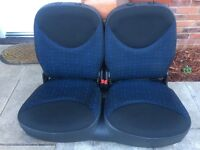 Citroen C2 car seats