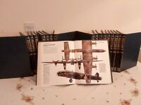 The Illustrated Encyclopedia Of Aircraft Complete set
