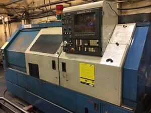 MAZAK Lathe Quick Turn 30N, 26hp, 230/460v, yr.1994 + MAZATROL T32-2 Controller