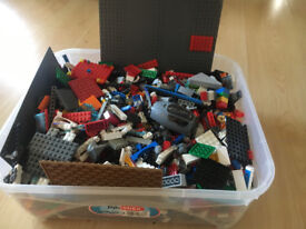 Mixed box of lego-3.93 kg