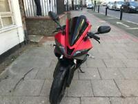 YAMAHA YZFR 125cc RED 2014 excellent condition hpi clear!!!