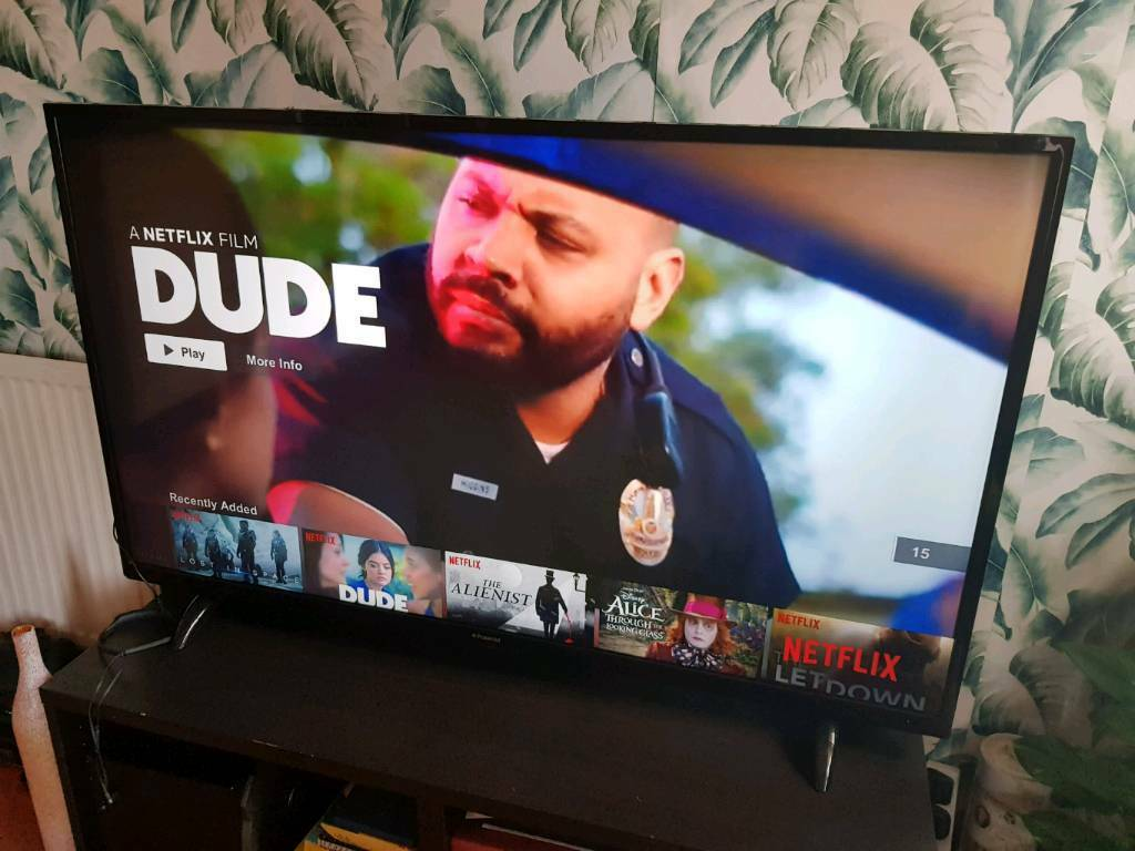 SMART TV POLAROID 55 INCH ULTRA HD