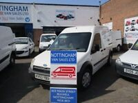 Ford Transit CONNECT LWB High-Roof NO-VAT 2003