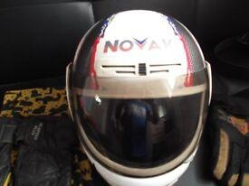 Frank Thomas Novak Helmet